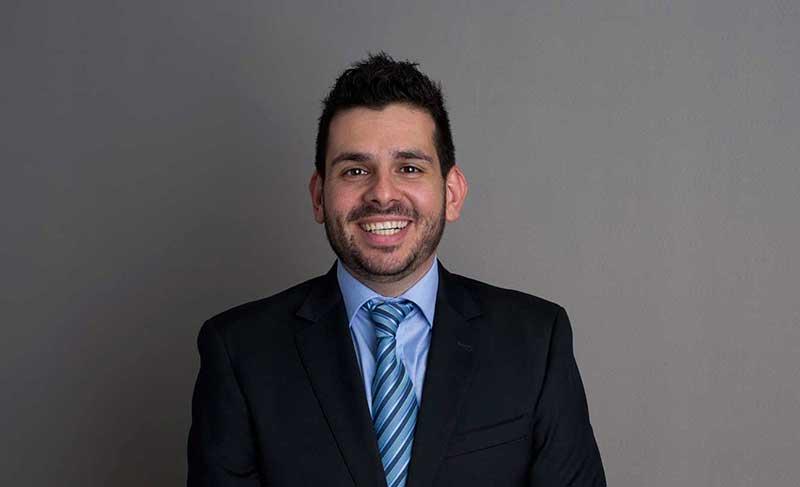 Alex Goulios - CEO